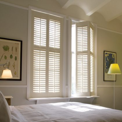 Full Height Interior Plantation Shutters • SGS Shutters and Blinds