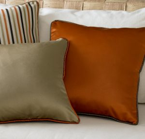 Cushions Piped